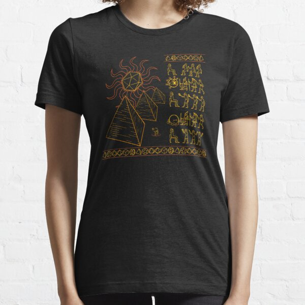 Ancient Tablets of Roleplaying Knowledge Essential T-Shirt
