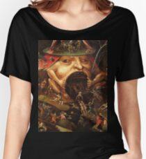 Einblick in die Hölle 3 von Hieronymus Bosch Baggyfit T-Shirt