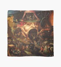 Einblick in die Hölle 3 von Hieronymus Bosch Tuch