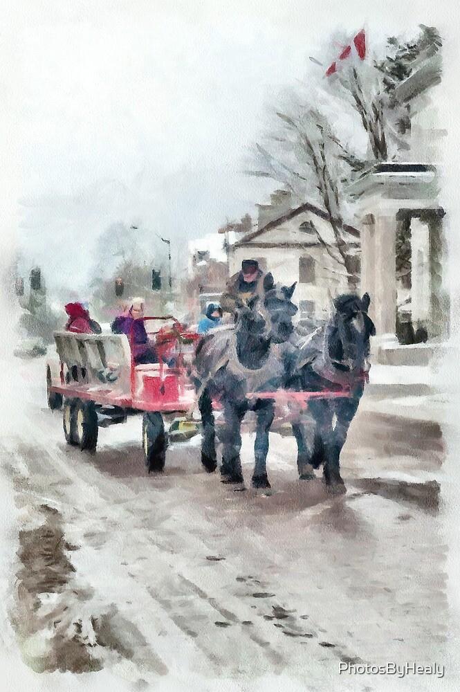 Wagon ride by PhotosByHealy