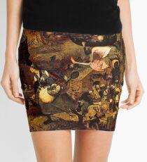Minifalda Mad Meg por Hieronymus Bosch