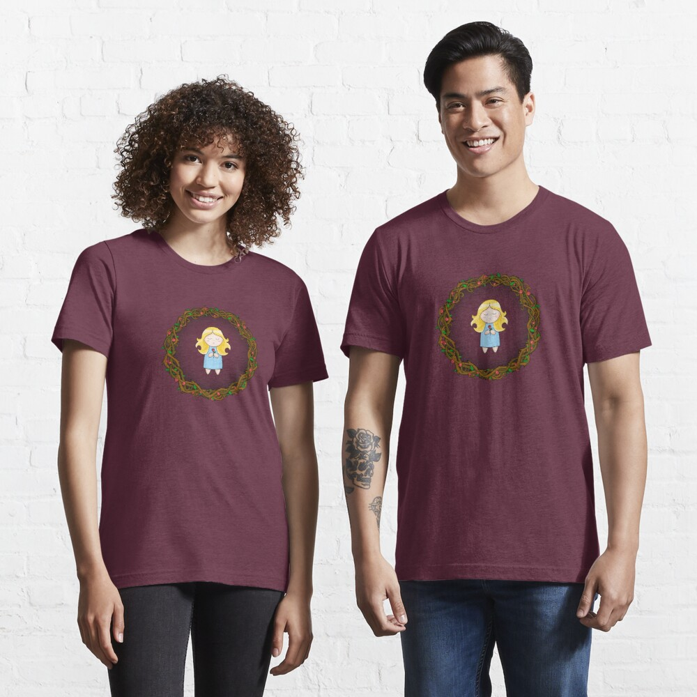 Girl In The Brambles Essential T-Shirt