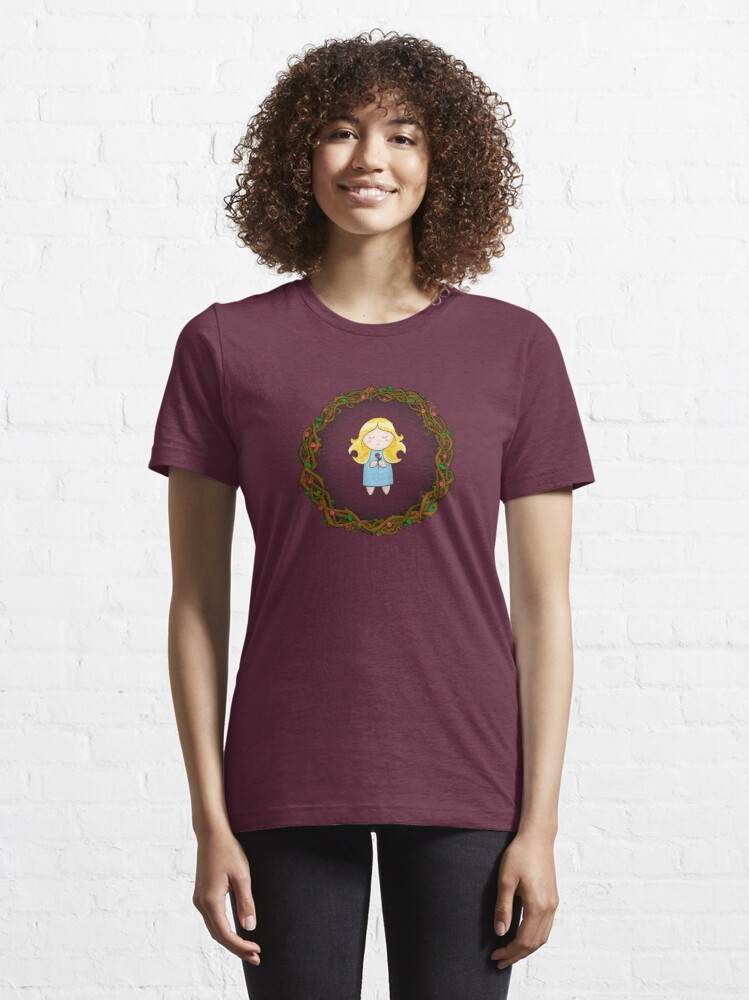 Alternate view of Girl In The Brambles Essential T-Shirt