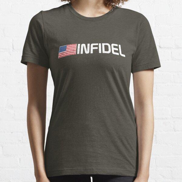 Vintage American Infidel Essential T-Shirt