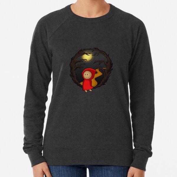 Girl In The Woods - two lof bees Lightweight Sweatshirt