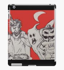 Creepy Kids iPad Case/Skin