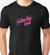 Galaxy High School!  Unisex T-Shirt