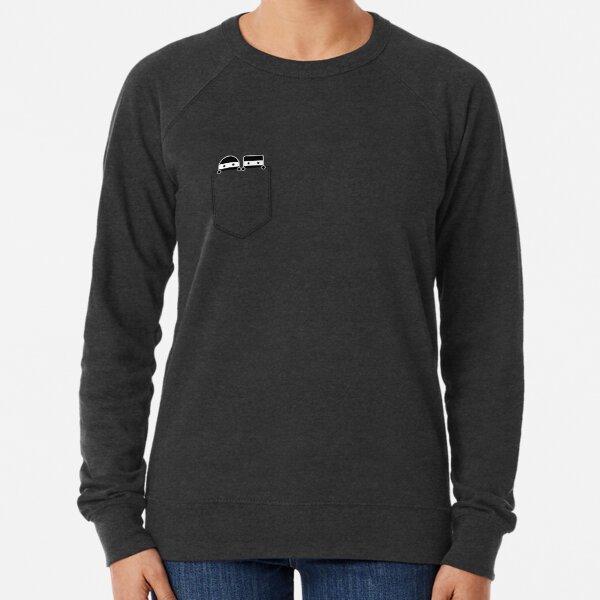 Pocket Ninjas - two lof bees Lightweight Sweatshirt
