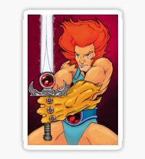 Lion-o - Thundercat Tribute Sticker