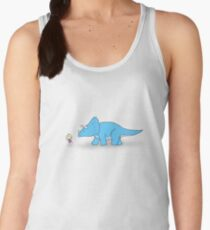 Hello Triceratops Women's Tank Top
