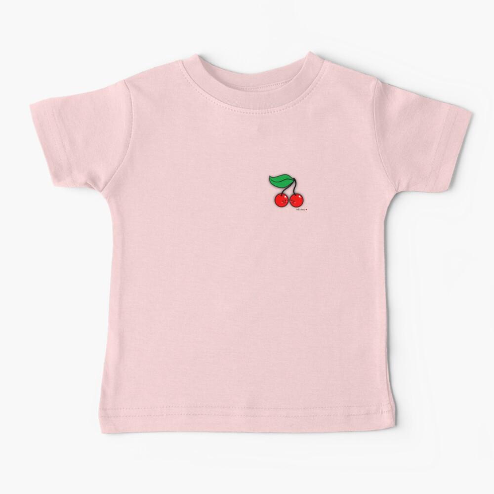 Hello Cherry - two lof bees Baby T-Shirt