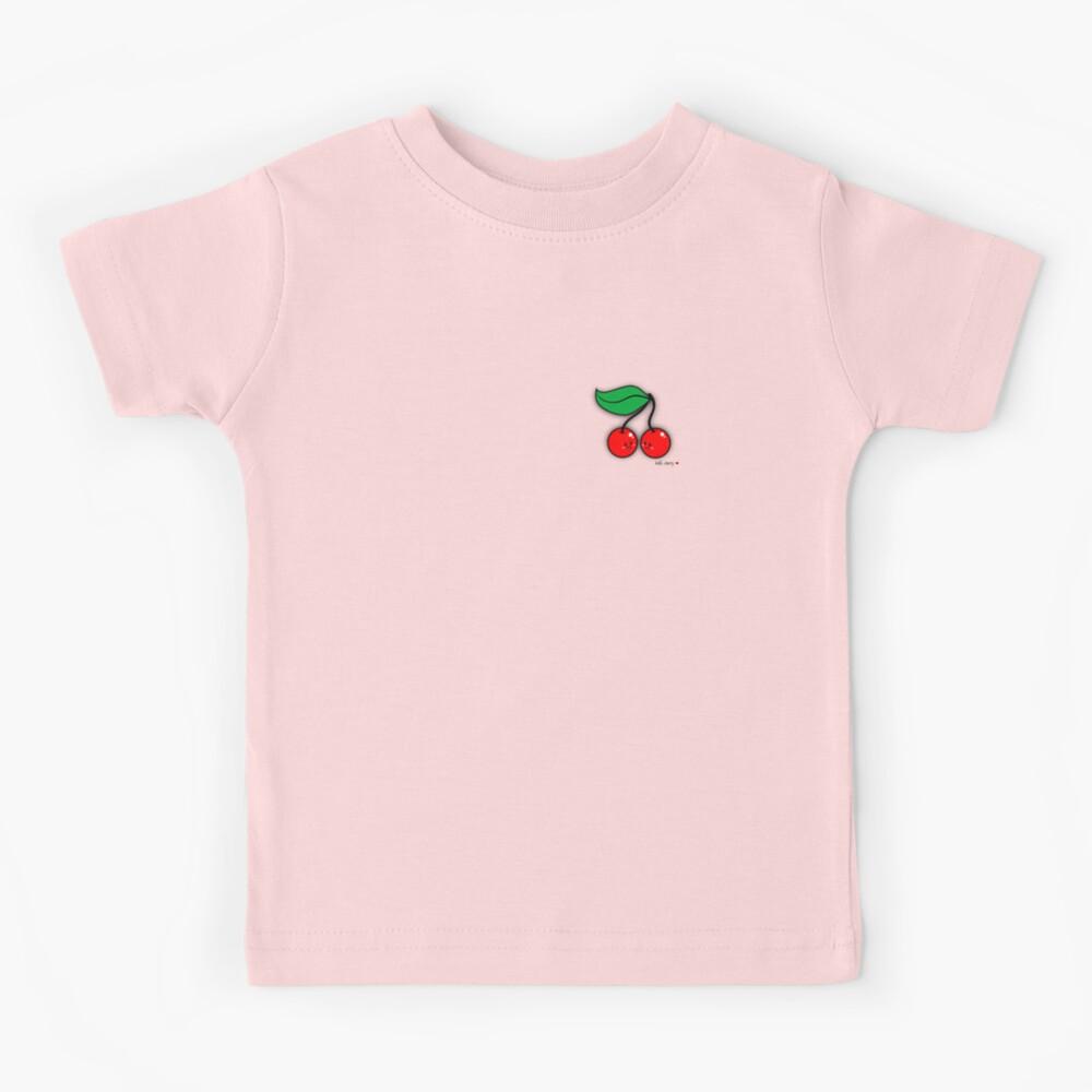 Hello Cherry - two lof bees Kids T-Shirt
