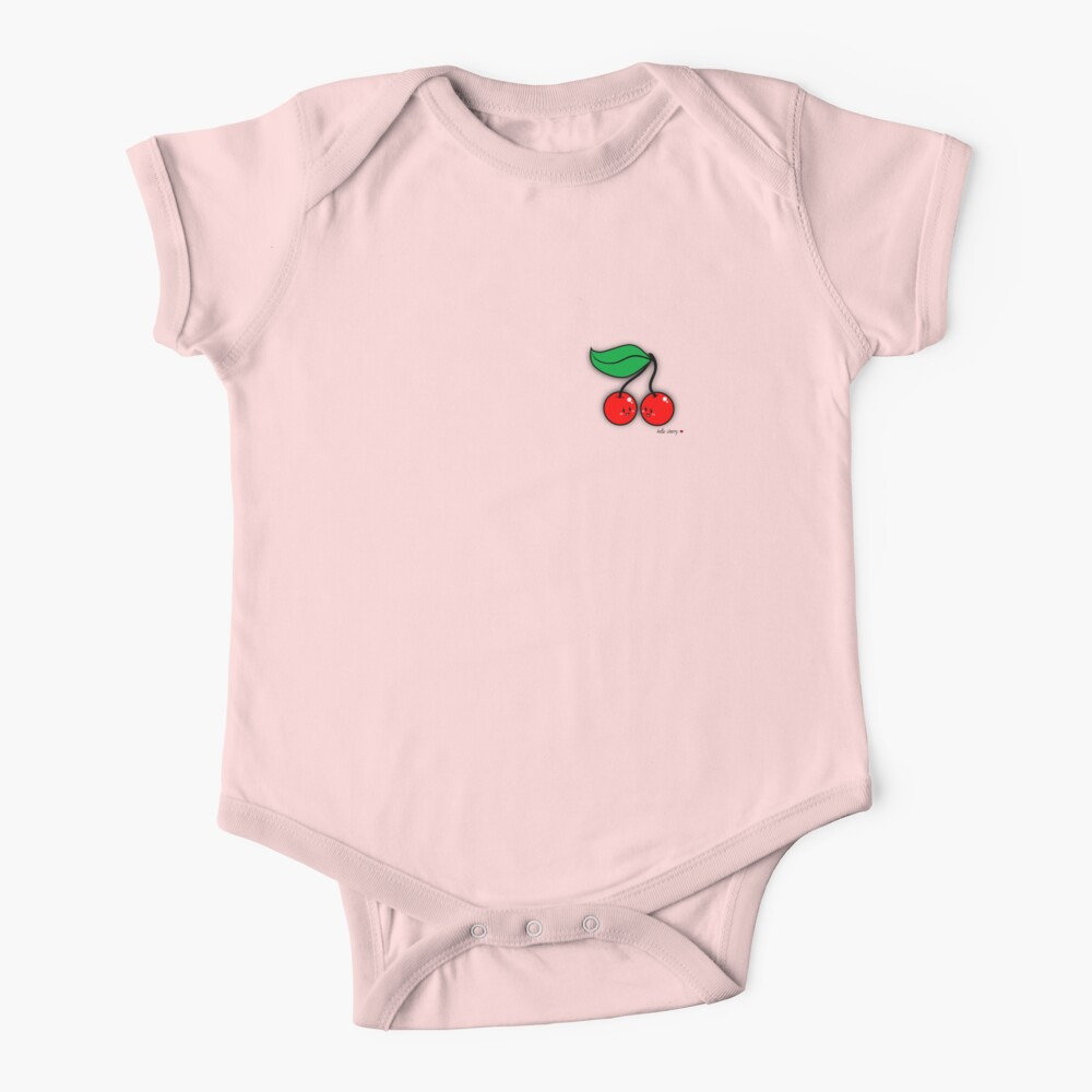 Hello Cherry - two lof bees Baby One-Piece