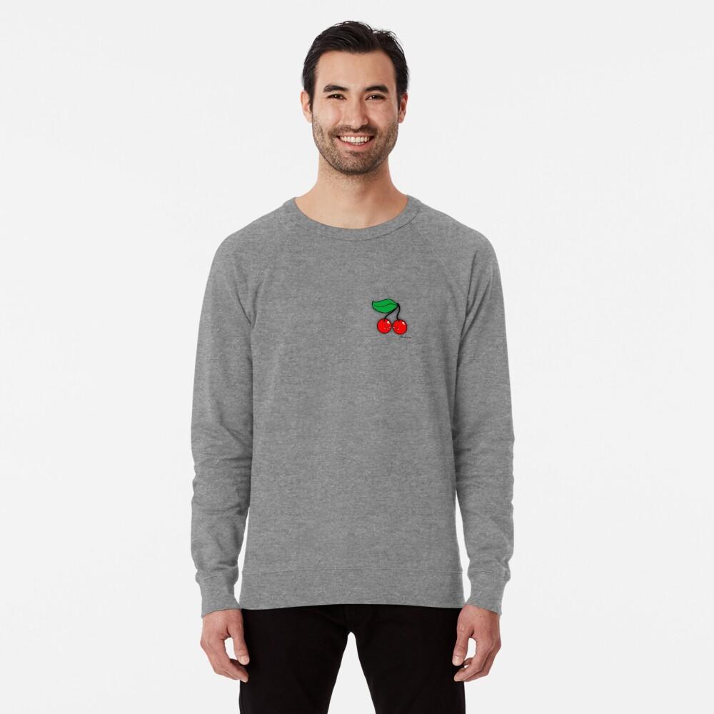 Hello Cherry - two lof bees Lightweight Sweatshirt