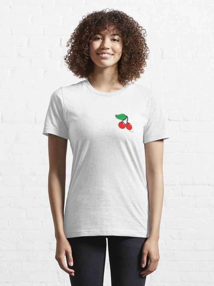 Alternate view of Hello Cherry - two lof bees Essential T-Shirt
