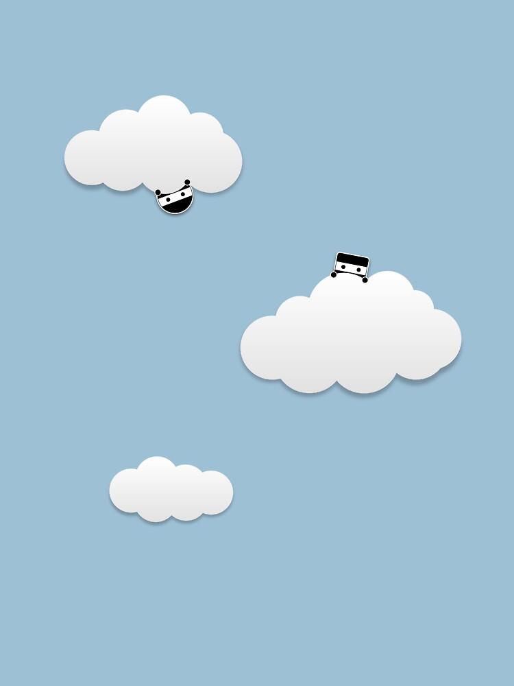 Cloud Ninjas by Cheeseness