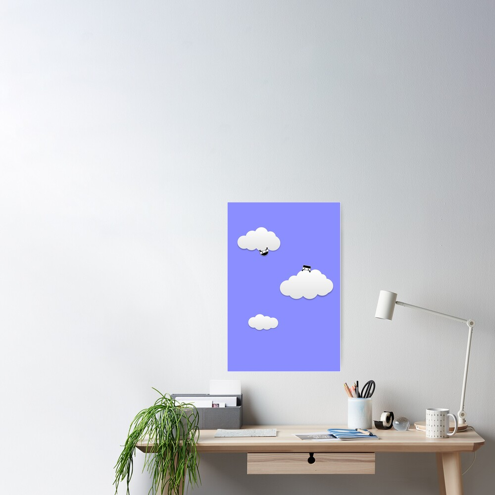 Cloud Ninjas Poster