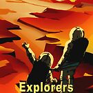 Space Explorers Wanted by Jim Plaxco