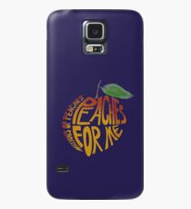 Millions of Peaches. Case/Skin for Samsung Galaxy