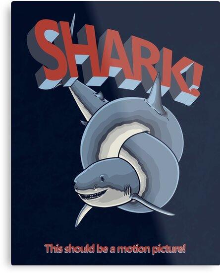 Shark! by J.C. Maziu
