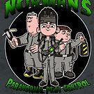 Norman's Paranormal pest control. by J.C. Maziu