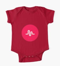 Musical.ly symbol music.ly musically Kids Clothes