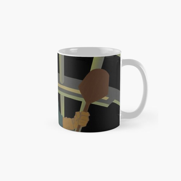 Space Farmers Wanted Classic Mug