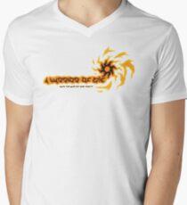 A Warrior Of The Sun - Summon Sign Men's V-Neck T-Shirt
