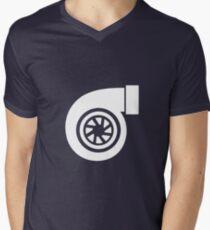 Turbo! Men's V-Neck T-Shirt
