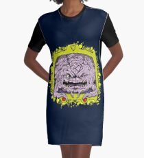 Krang Graphic T-Shirt Dress