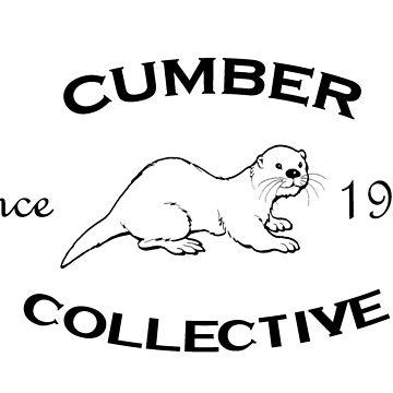 Cumbercollective Otter T-shirt by kittenrage221