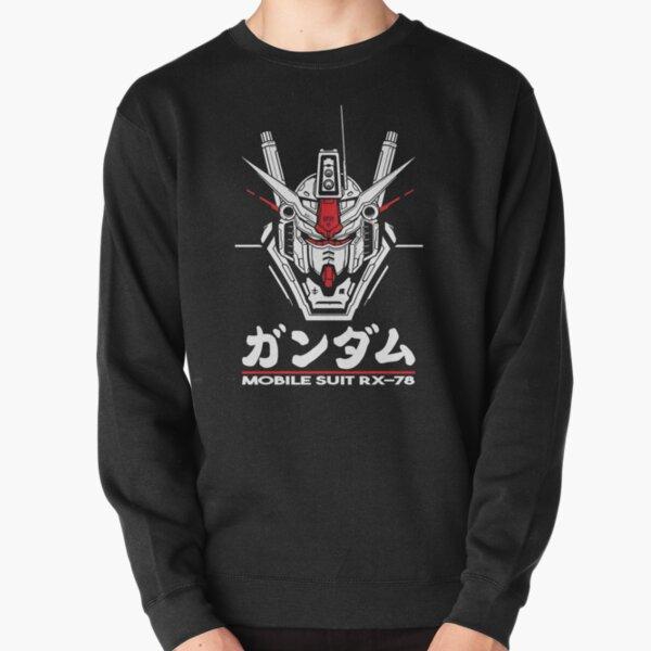 RX-78 Pullover Sweatshirt