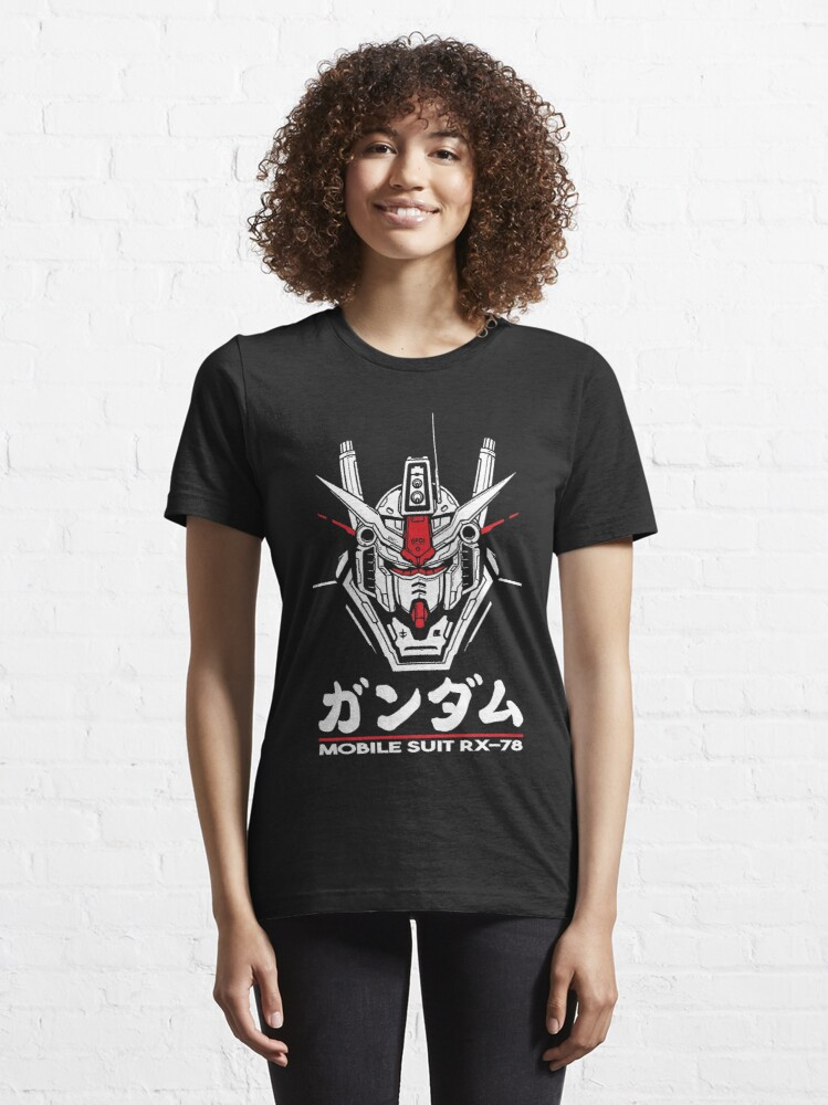 Alternate view of RX-78 Essential T-Shirt