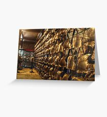 Collection of Armour Greeting Card