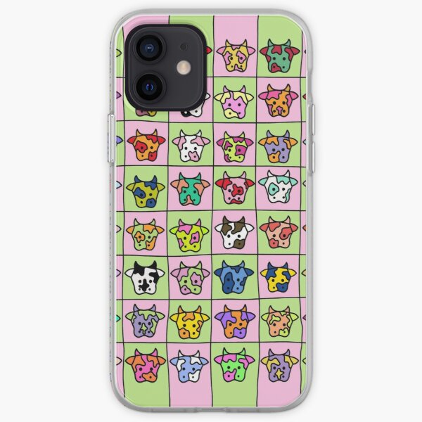 Cosmic Cows iPhone Soft Case