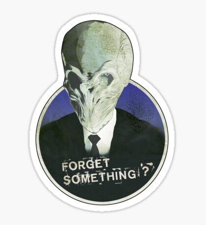 Mr Silence Sticker