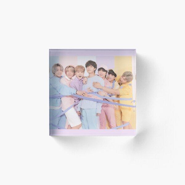 BTS Festa d-day calendar Acrylic Block