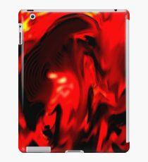 Heat iPad Case/Skin