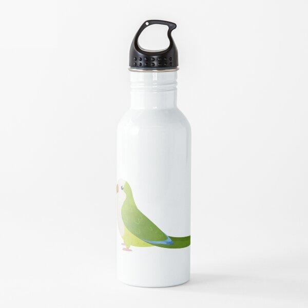 Green Quaker Anatomy Water Bottle