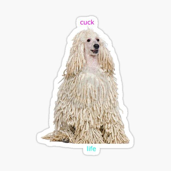 regulardogger Sticker