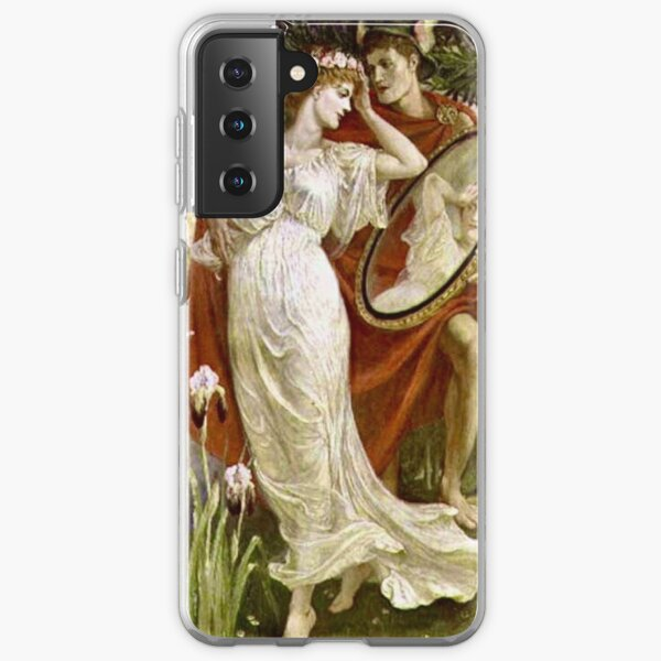 """Art and Life"" by Walter Crane (1885) Samsung Galaxy Soft Case"