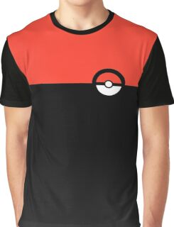 Pokemon trainer Graphic T-Shirt