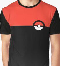 Pokemon trainer Graphic T-Shirt