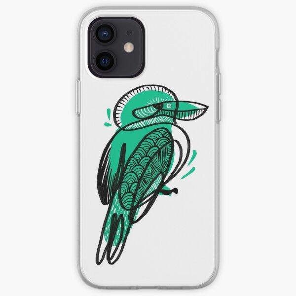 Kookaburra Australian Bird -  iPhone Soft Case