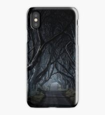 The Dark Hedges, Kingsroad, armoy iPhone Case/Skin