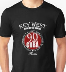 Home Of The Key West Unisex T-Shirt