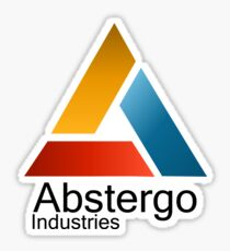 Abstergo Industries (AC) Sticker