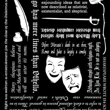 Shakespearean Factoids  by graffd02
