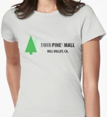Twin Pines/Lone Pine Mall – BTTF, Optical Illusion T-Shirt