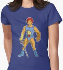Liono Richie Womens Fitted T-Shirt